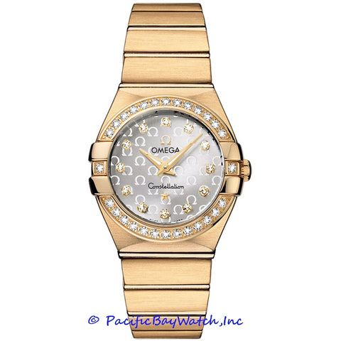 Omega Constellation 123.55.27.60.52.002