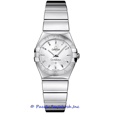 Omega Constellation 123.10.24.60.02.002