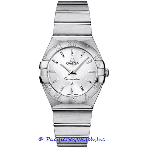 Omega Constellation 123.10.27.60.02.001