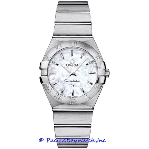 Omega Constellation 123.10.27.60.05.001