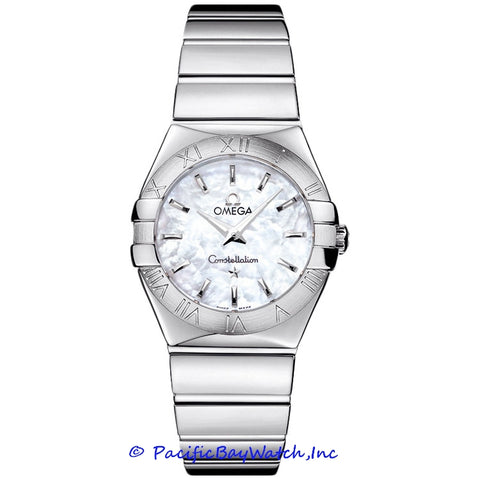 Omega Constellation 123.10.27.60.05.002