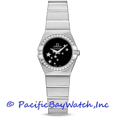 Omega Constellation Star 123.15.24.60.01.001
