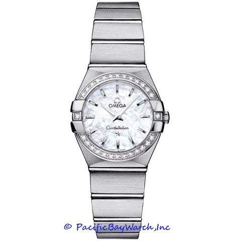 Omega Constellation 123.15.24.60.05.001