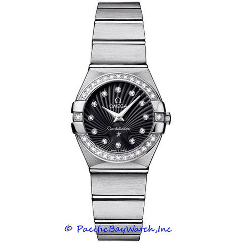 Omega Constellation 123.15.24.60.51.001