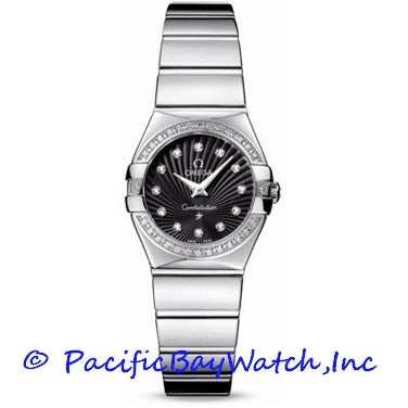 Omega Constellation Polished 123.15.24.60.51.002