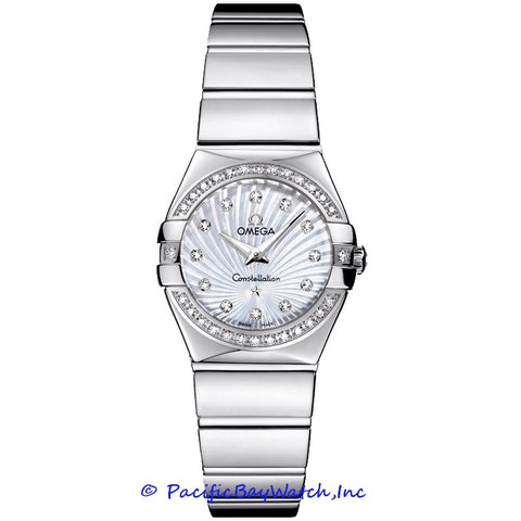 Omega Constellation 123.15.24.60.55.004