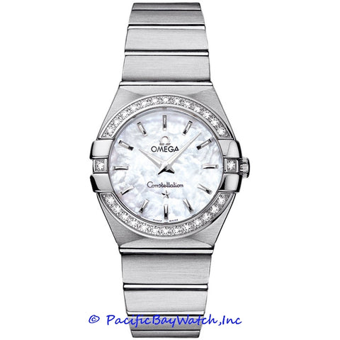 Omega Constellation 123.15.27.60.05.001