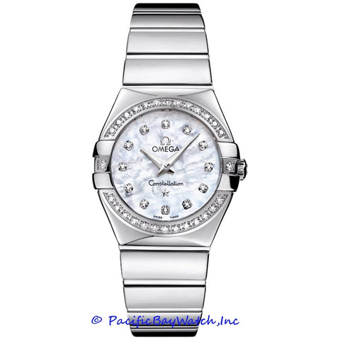 Omega Constellation 123.15.27.60.55.003