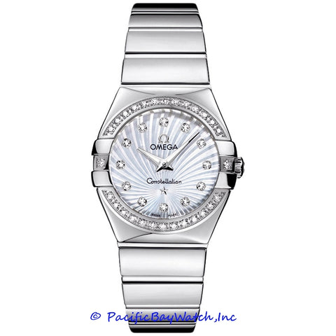 Omega Constellation 123.15.27.60.55.004