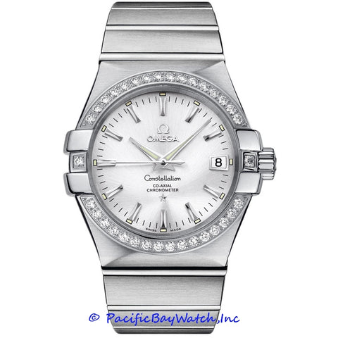 Omega Constellation 123.15.35.20.02.001