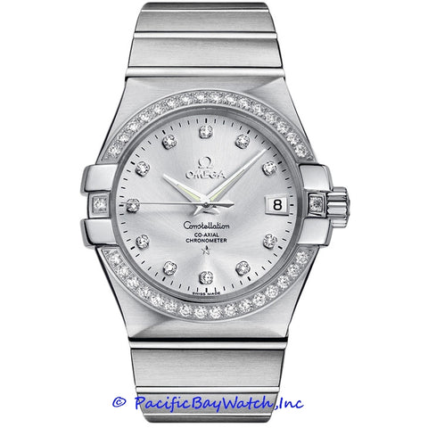 Omega Constellation 123.15.35.20.52.001