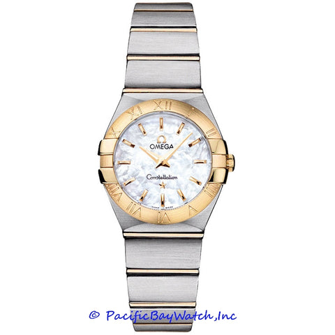 Omega Constellation 123.20.24.60.05.002