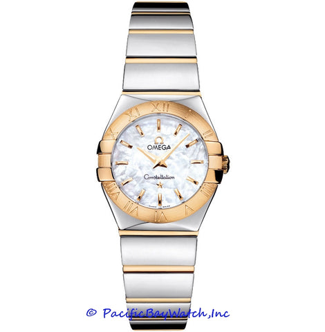 Omega Constellation 123.20.24.60.05.004