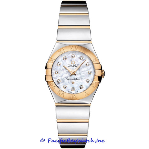 Omega Constellation 123.20.24.60.55.004