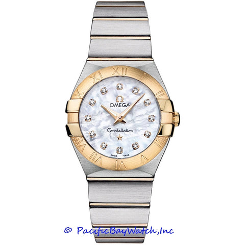 Omega Constellation 123.20.27.60.55.002
