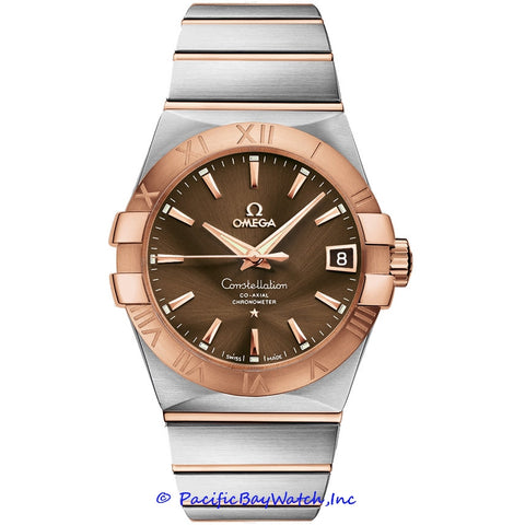 Omega Constellation 123.20.38.21.13.001
