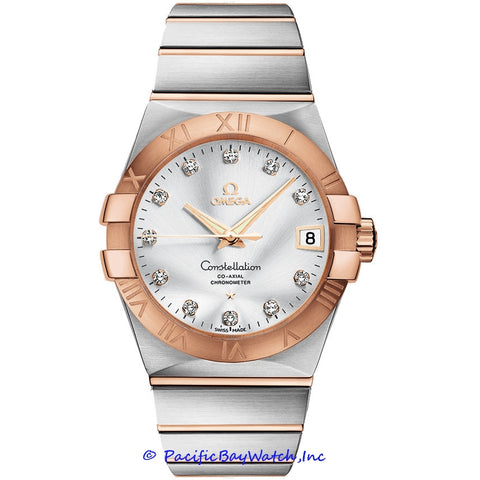 Omega Constellation 123.20.38.21.52.001