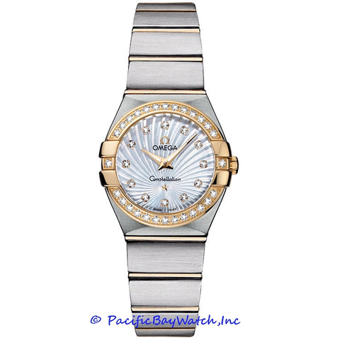 Omega Constellation 123.25.24.60.55.004