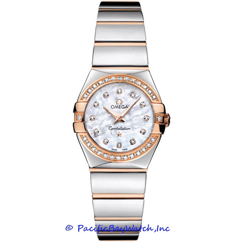 Omega Constellation 123.25.24.60.55.005