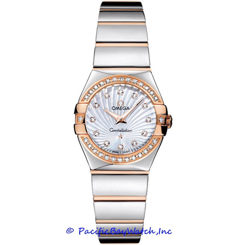 Omega Constellation 123.25.24.60.55.006