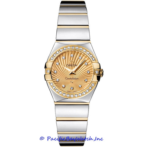 Omega Constellation 123.25.24.60.58.002