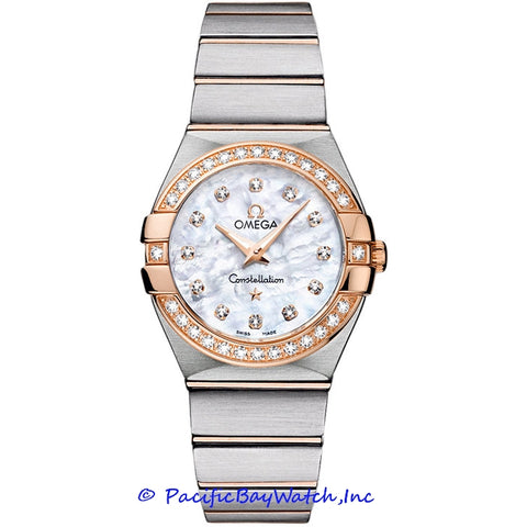 Omega Constellation 123.25.27.60.55.001