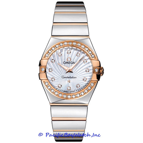 Omega Constellation 123.25.27.60.55.006