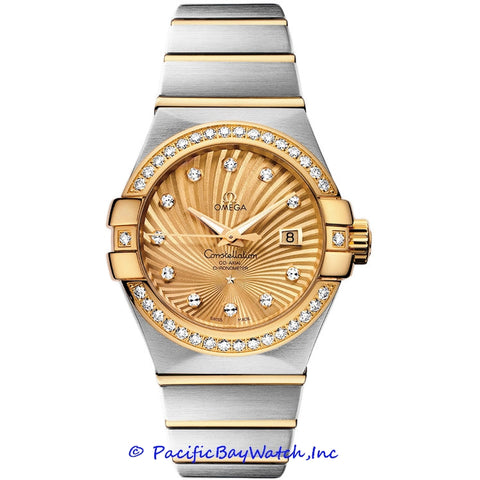 Omega Constellation 123.25.31.20.58.001