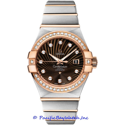 Omega Constellation 123.25.31.20.63.001