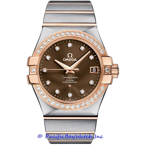 Omega Constellation 123.25.35.20.63.001