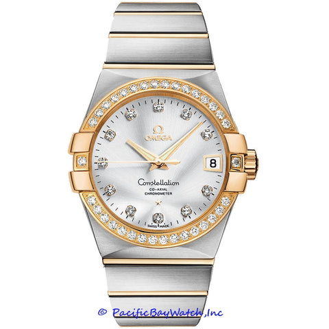 Omega Constellation 123.25.38.21.52.002