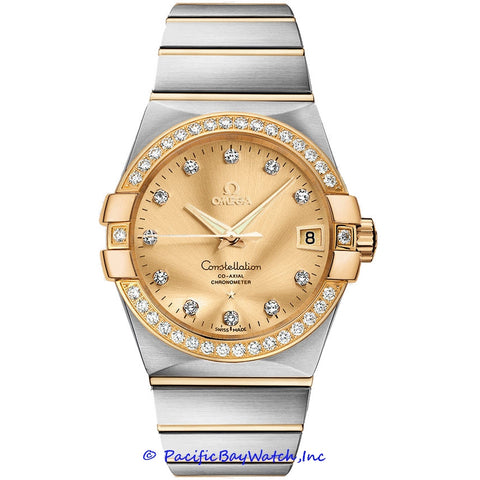 Omega Constellation 123.25.38.21.58.001