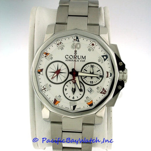 Corum Admiral's Cup Chronograph 753.691.20/V701