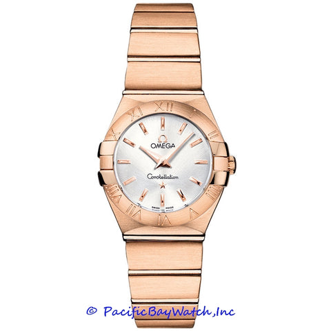 Omega Constellation 123.50.24.60.02.001