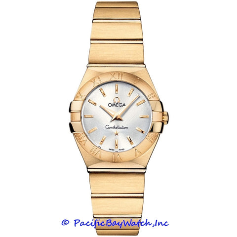 Omega Constellation 123.50.24.60.02.002