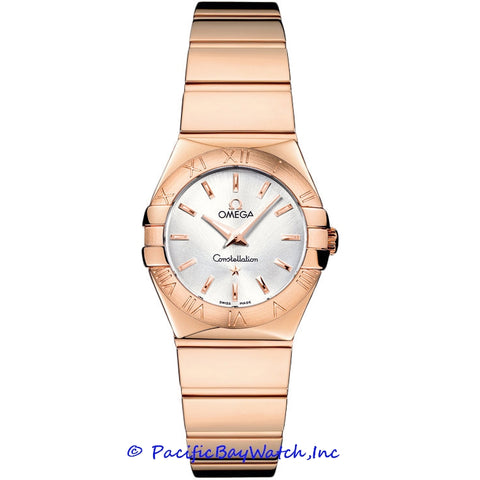 Omega Constellation 123.50.24.60.02.003