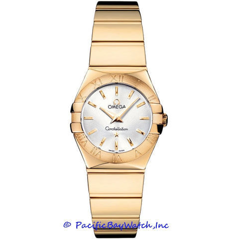 Omega Constellation 123.50.24.60.02.004
