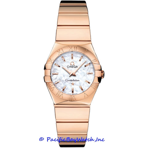 Omega Constellation 123.50.24.60.05.003