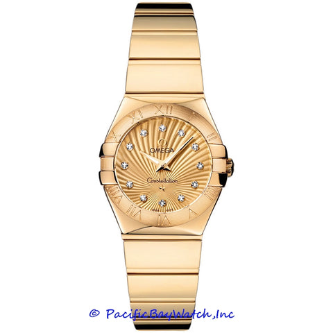 Omega Constellation 123.50.24.60.58.002