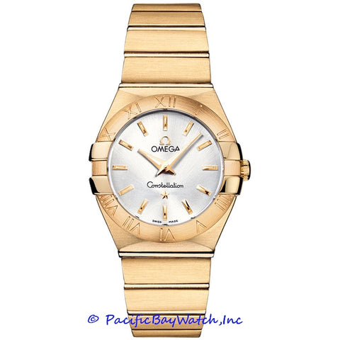 Omega Constellation 123.50.27.60.02.002