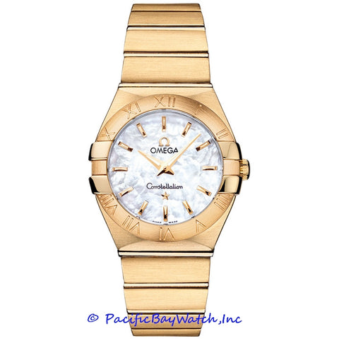 Omega Constellation 123.50.27.60.05.002