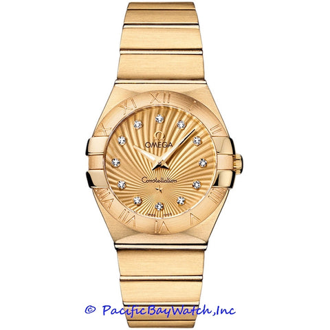 Omega Constellation 123.50.27.60.58.001