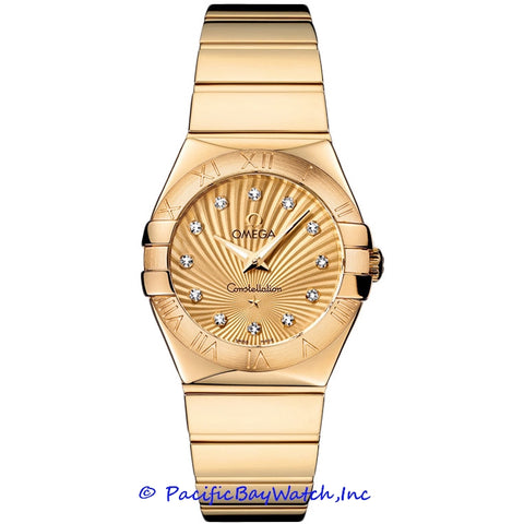 Omega Constellation 123.50.27.60.58.002