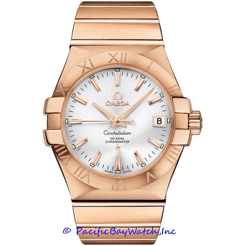 Omega Constellation 123.50.35.20.02.001