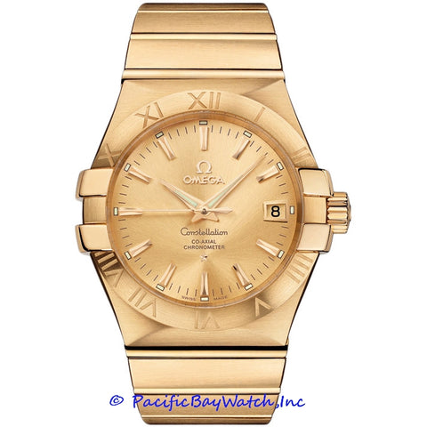 Omega Constellation 123.50.35.20.08.001