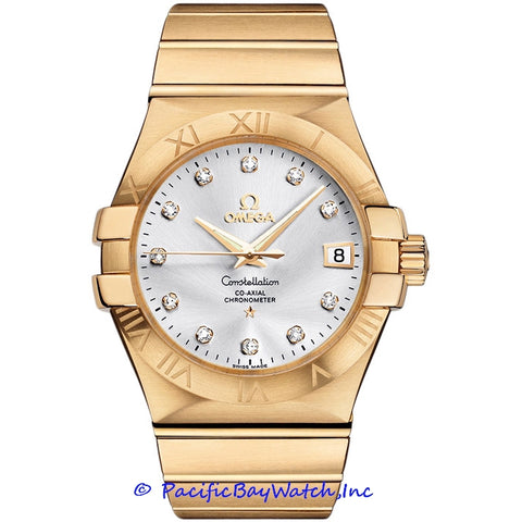 Omega Constellation 123.50.35.20.52.002