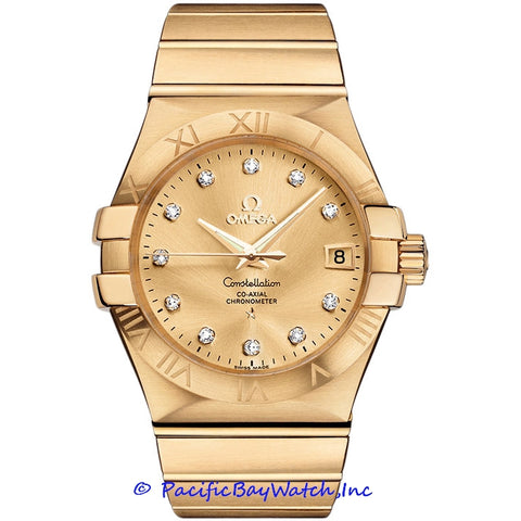 Omega Constellation 123.50.35.20.58.001