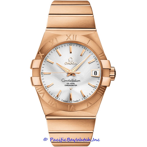 Omega Constellation 123.50.38.21.02.001