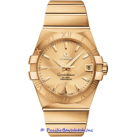 Omega Constellation 123.50.38.21.08.001