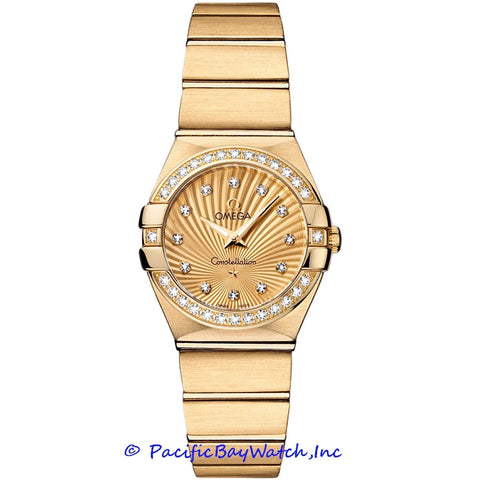 Omega Constellation 123.55.24.60.58.001